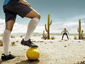 football-desert