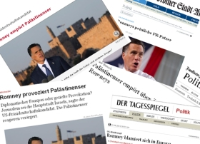Deutsche Medien über Mitt Romney: Wie ein publizistisches Botnetz