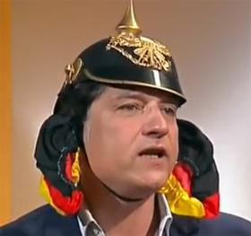 Du bist Deutschland: Jakob Augstein in der Fernsehsendung »Augstein und Blome«, 15. Juni 2012 (Screenshot)