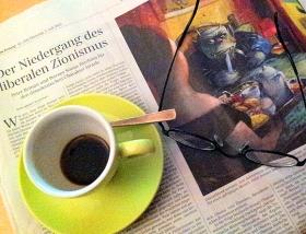 »Israelkritik« im »Stürmer«-Stil: »Süddeutsche Zeitung« vom 2. Juli 2013.