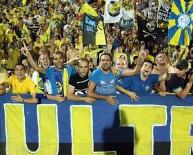 Ultràs von Maccabi Tel Aviv