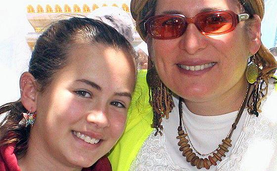 Hallel und Rina Ariel