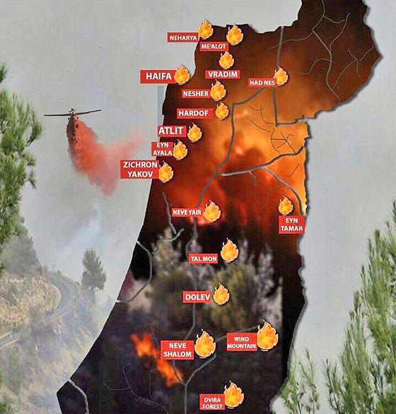 Israel brennt, Deutschland setzt Prioritäten (lizaswelt.net)